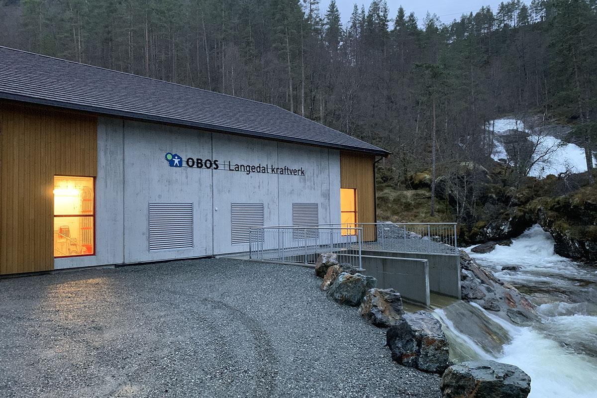 Langedal vannkraftverk