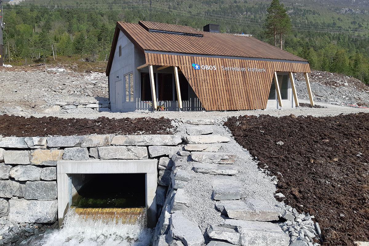 Setredalen vannkraftverk
